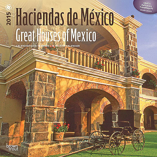 Haciendas de México, John Annerino, Great Houses of Mexico