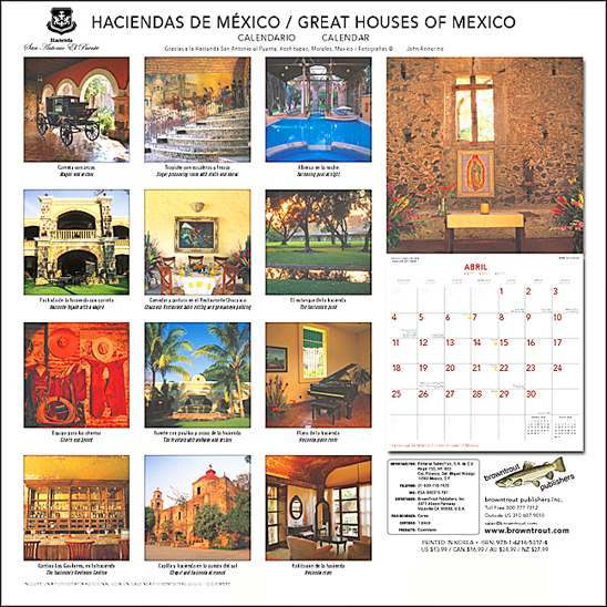 38. Haciendas de México, John Annerino, Great Houses of Mexico
