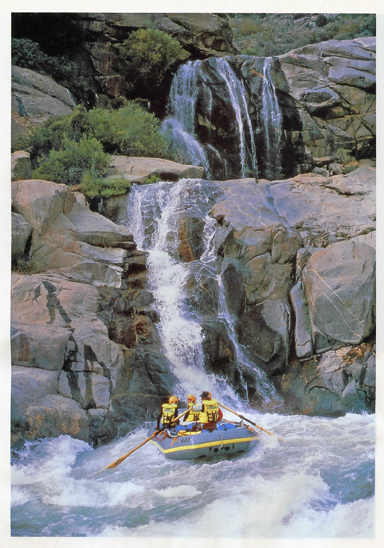 River Wranglers, John Annerino, rafting Forks of the Kern River, Golden Trout Wilderness. CA