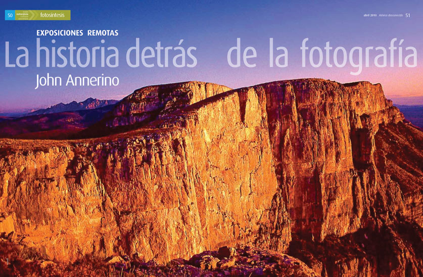 Remote Exposures, John Annerino, UNESCO Biosphere Reserves photo gallery, Unknown Mexico
