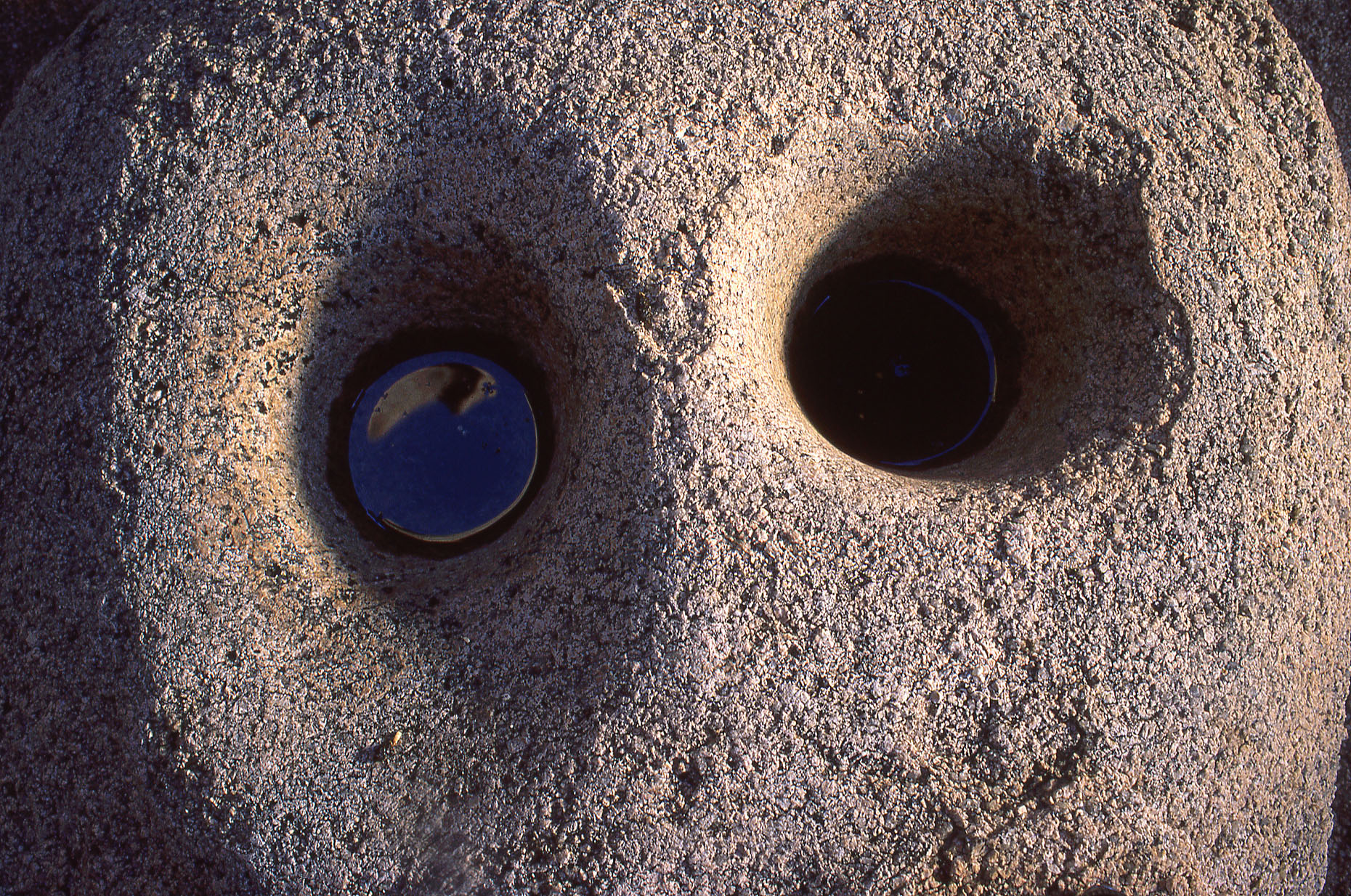 Bedrock mortars, John Annerino, Cochise Stronghold National Register of Historic Places, AZ, ancestral Mogollon