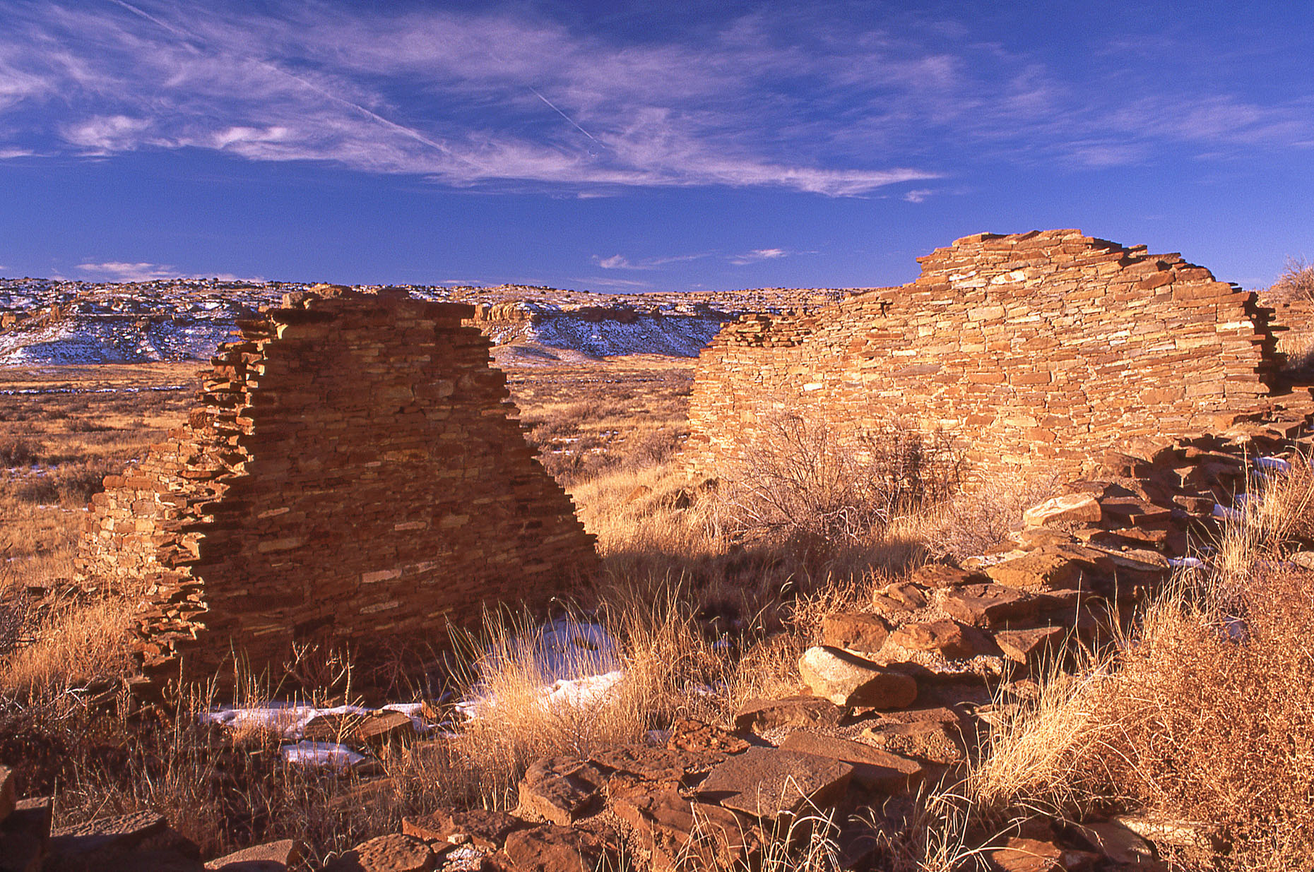 Chetro Ketl, John Annerino, Chaco Culture National Historical Park, NM, UNESCO World Heritage Site
