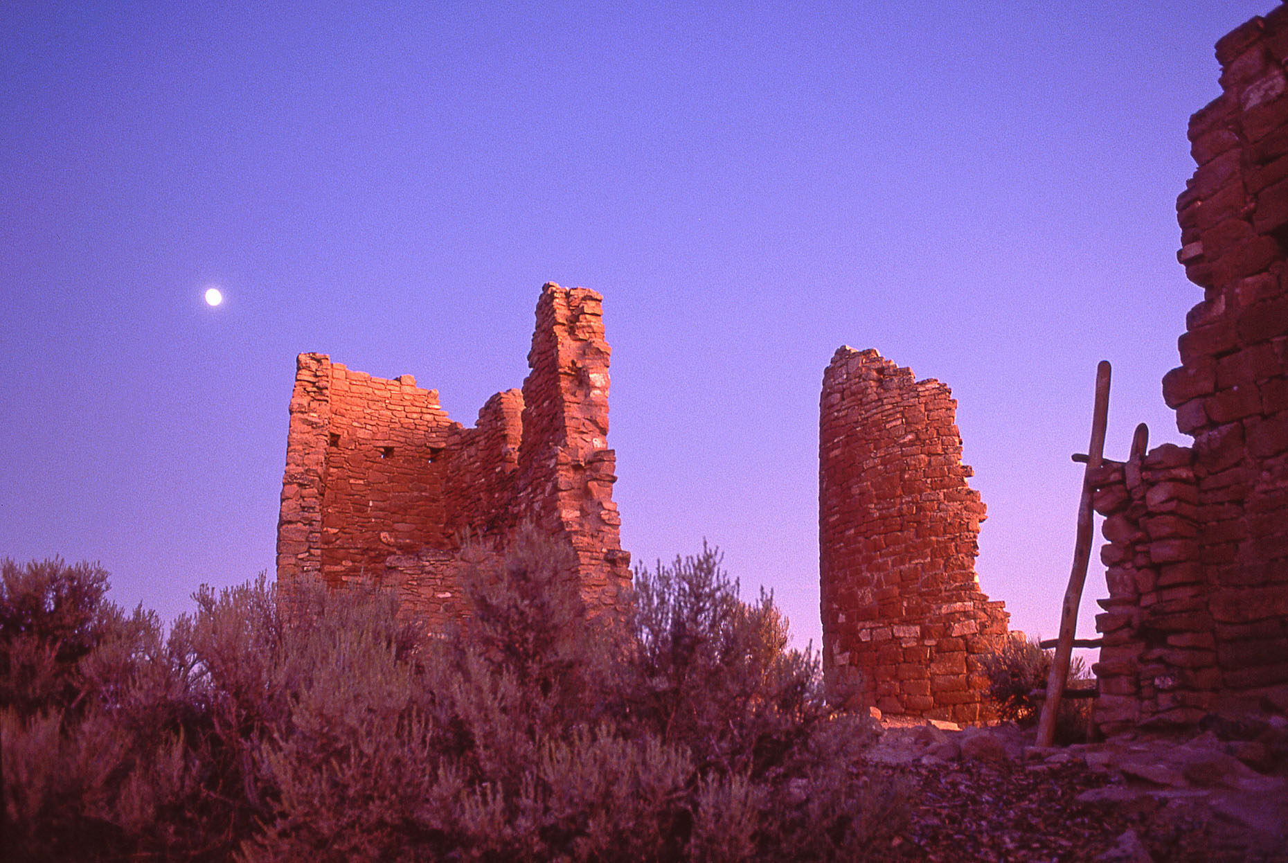 Hovenweep Castle, John Annerino, Hovenweep National Monument, UT