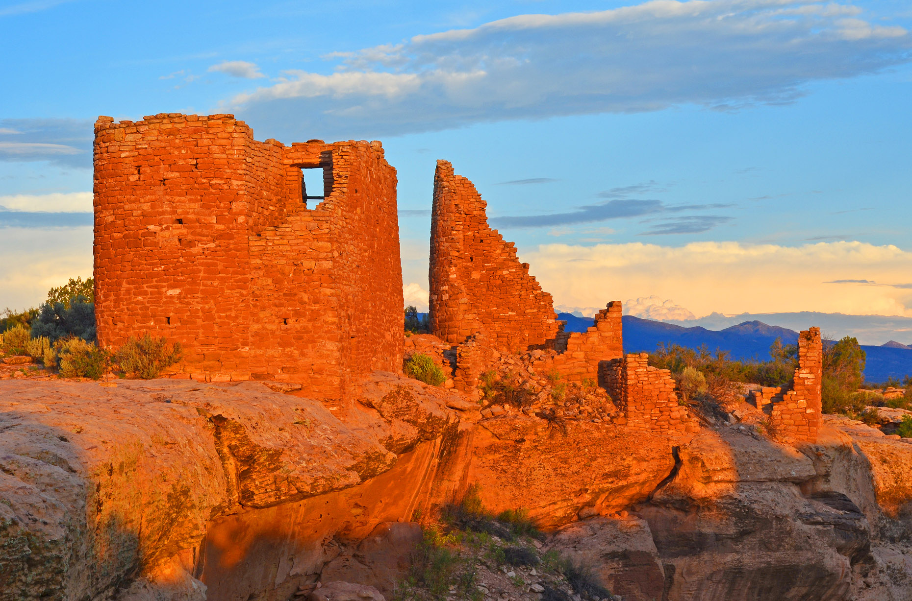 Hovenweep Castle, John Annerino, William Henry Jackson, Hovenweep National Monument, UT